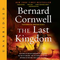 The Last Kingdom by Bernard Cornwell audiobook