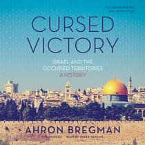 Cursed Victory by Ahron Bregman audiobook