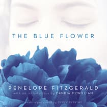 The Blue Flower by Penelope Fitzgerald audiobook
