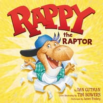 Rappy the Raptor by Dan Gutman audiobook