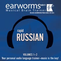 Rapid Russian, Vols. 1 & 2 by Earworms Learning audiobook
