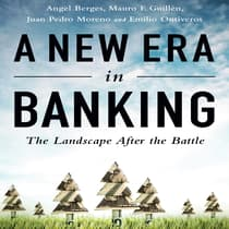 A New Era in Banking by Angel Berges audiobook