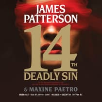 14th Deadly Sin by James Patterson audiobook