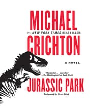 Jurassic Park by Michael Crichton audiobook