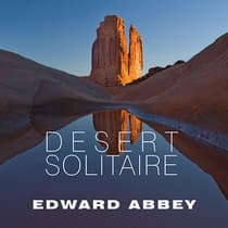 Desert Solitaire by Edward Abbey audiobook