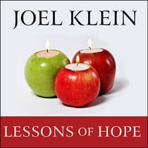 Lessons of Hope by Joel Klein audiobook