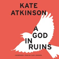 A God in Ruins by Kate Atkinson audiobook