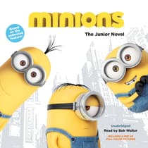 Minions by Sadie Chesterfield audiobook