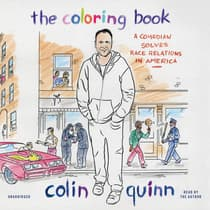 The Coloring Book by Colin Quinn audiobook