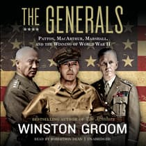 The Generals  by Winston Groom audiobook