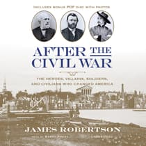 After the Civil War by James I. Robertson audiobook