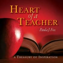 The Heart a Teacher by Paula J. Fox audiobook
