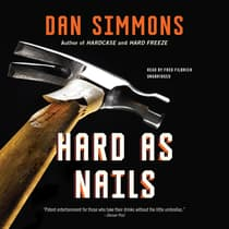 Hard as Nails by Dan Simmons audiobook