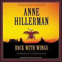 Rock with Wings by Anne Hillerman audiobook