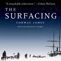 The Surfacing by Cormac James audiobook