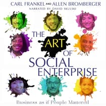 The Art of Social Enterprise by Carl Frankel audiobook