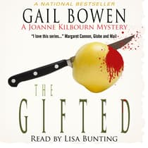 The Gifted by Gail Bowen audiobook