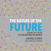 The Nature of the Future by Marina Gorbis audiobook