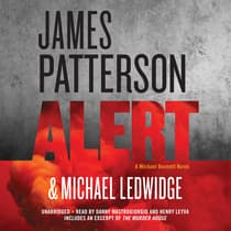 Alert by James Patterson audiobook