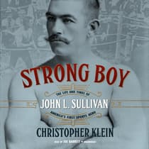 Strong Boy by Christopher Klein audiobook