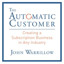 The Automatic Customer by John Warrillow audiobook