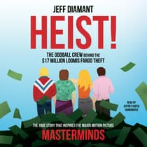 Heist by Jeff Diamant audiobook