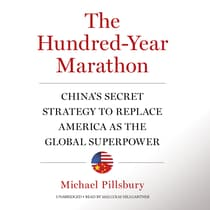 The Hundred-Year Marathon by Michael Pillsbury audiobook