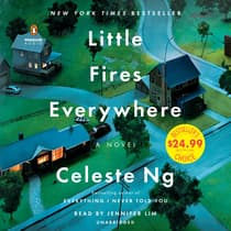 Little Fires Everywhere by Celeste Ng audiobook