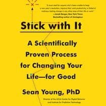 Stick with It by Sean Young audiobook