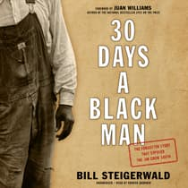 30 Days a Black Man by Bill Steigerwald audiobook