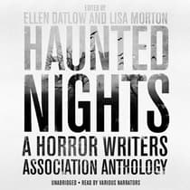 Haunted Nights by Ellen Datlow audiobook