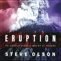 Eruption by Steve Olson audiobook