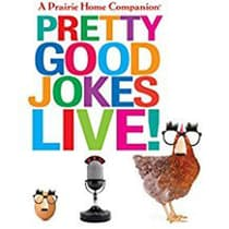 Pretty Good Jokes Live! by Garrison Keillor audiobook