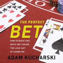 The Perfect Bet by Adam Kucharski audiobook