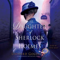The Daughter of Sherlock Holmes by Leonard Goldberg audiobook