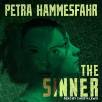 The Sinner by Petra Hammesfahr audiobook