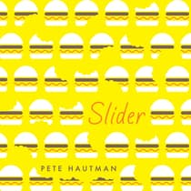 Slider by Pete Hautman audiobook