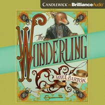 The Wonderling by Mira Bartók audiobook