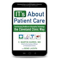 IT's About Patient Care by C. Martin Harris audiobook