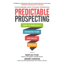 Predictable Prospecting by Marylou Tyler audiobook