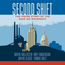 Second Shift by David Hollister audiobook