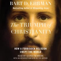 The Triumph of Christianity by Bart D. Ehrman audiobook