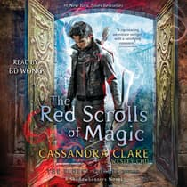 The Red Scrolls of Magic by Cassandra Clare audiobook