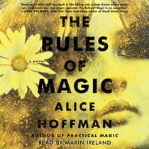The Rules of Magic by Alice Hoffman audiobook