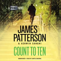 Count to Ten by James Patterson audiobook