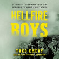Hellfire Boys by Theo Emery audiobook
