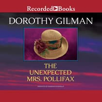 The Unexpected Mrs. Pollifax by Dorothy Gilman audiobook