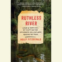 Ruthless River by Holly FitzGerald audiobook