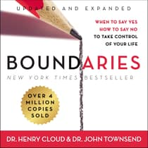 Boundaries Updated and Expanded Edition by John Townsend audiobook