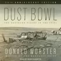 Dust Bowl by Donald Worster audiobook